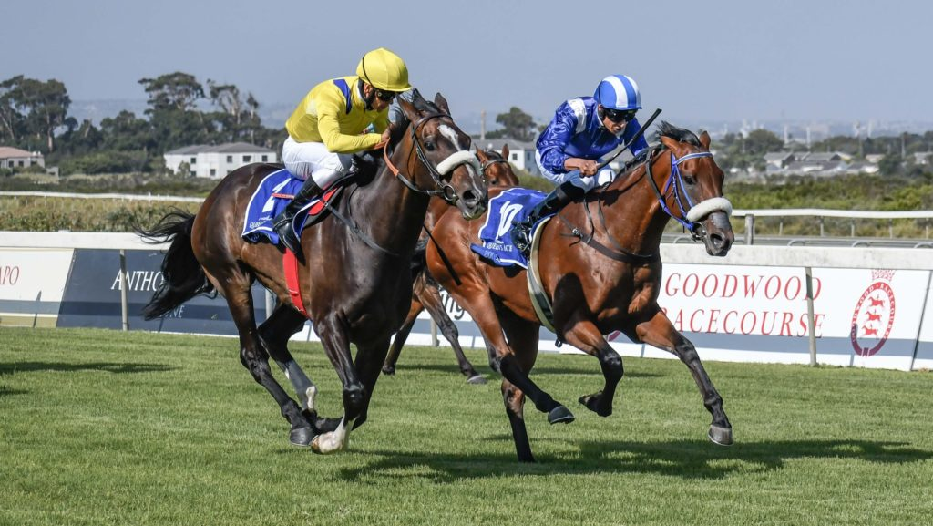 DO IT AGAIN and SOQRAT - L'Ormarins Queen's Plate