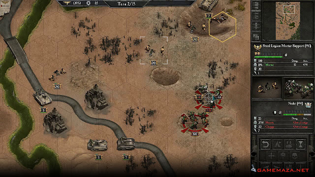 Warhammer 40000 Armageddon Gameplay Screenshot 4