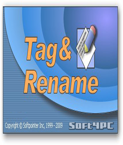 Tag&Rename 3.9 Beta 5 + Crack