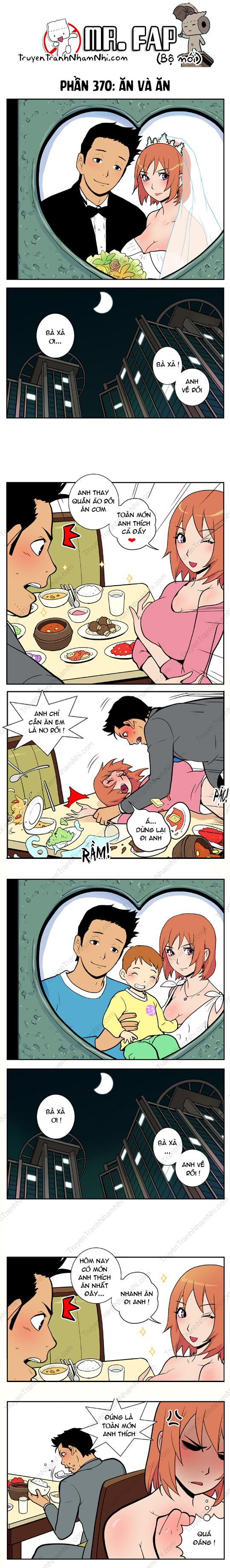 Mr. FAP (bộ mới) phần 370: Ăn và ăn