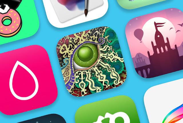 رسميا آبل تنشر قأئمة أفضل تطبيقات وألعاب عام 2018