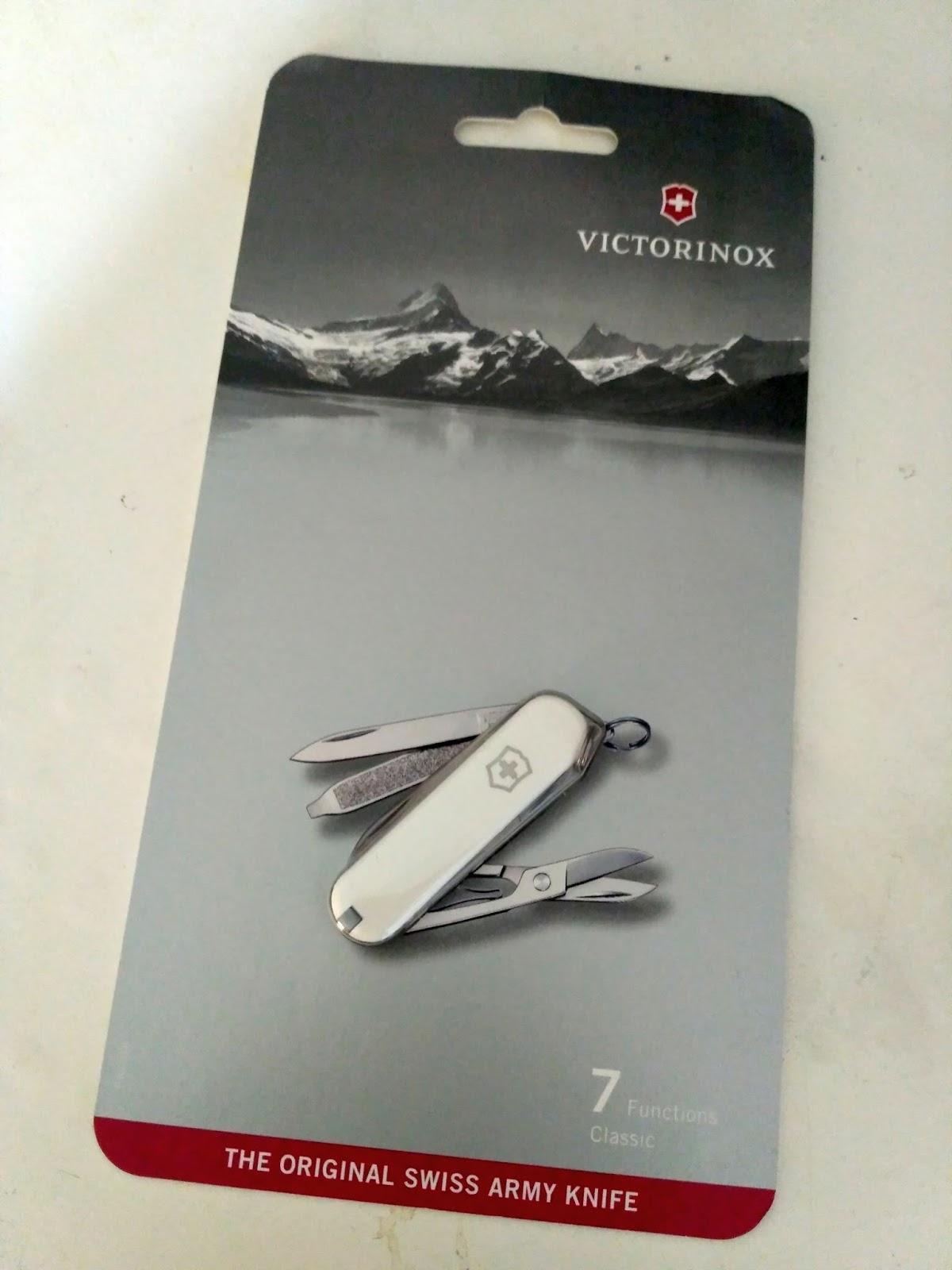 Victorinox Swiss Army Classic Sd Pocket Knife Ah Ok Lah