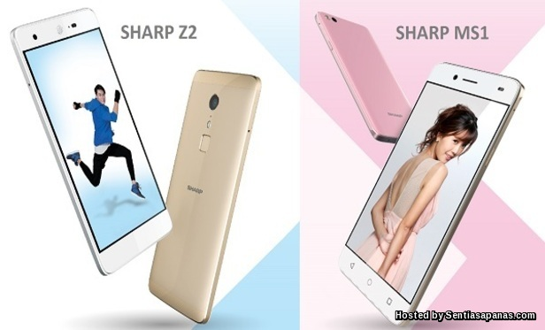 Sharp Z2 dan Sharp M1