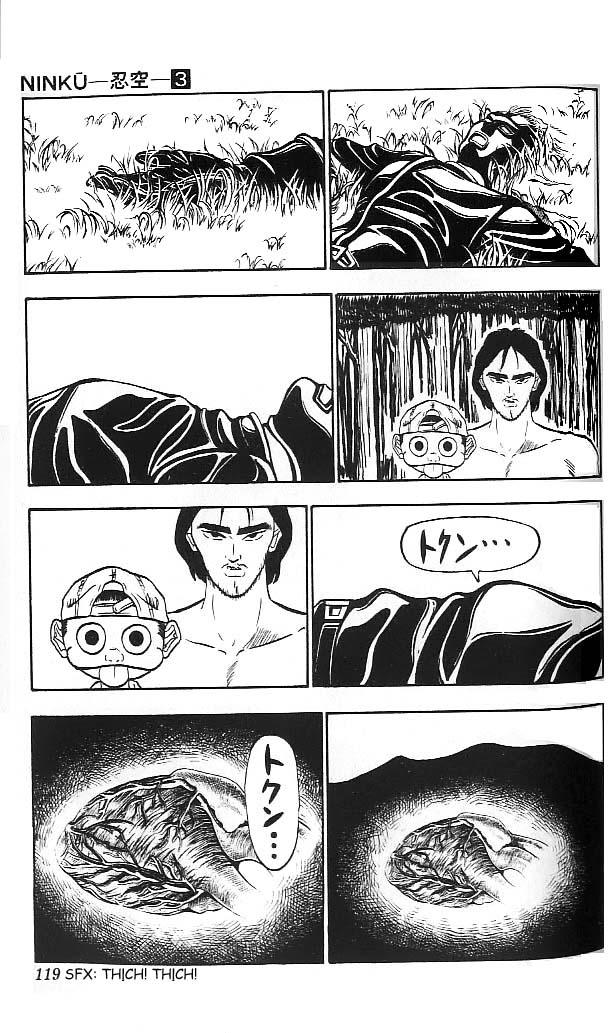 NINKU vol 24 trang 13
