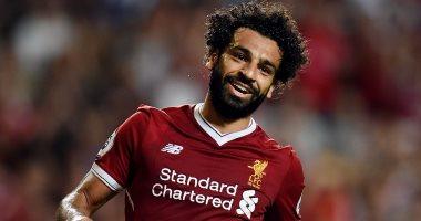محمد صلاح أفضل لاعب فى ليفربول ضد برايتون
