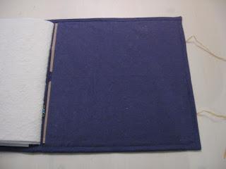 Binnenkant blokkenboek