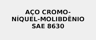 Aço SAE 8630 Propriedades Mecânicas