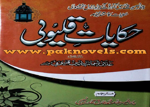Hikayat-e-Qalyubi by Prof Allama Muhammad Tariq Qadri,