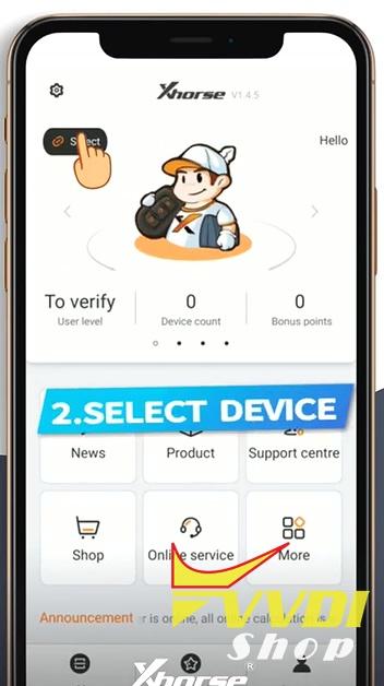 bind-vvdi-tools-on-xhorse-app-4