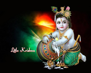 Natkhat Krishna Wallpapers