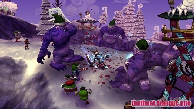 Game DeathSpank Thongs of Virtue free download,