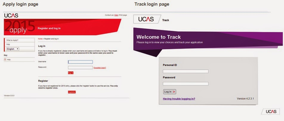 The UCAS Blog The five reasons why you can't log into