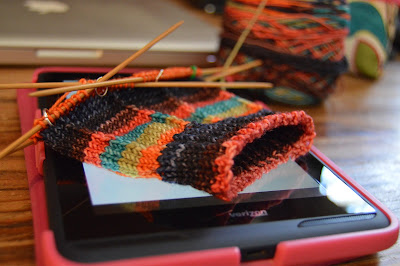hand knit socks in slipped stitch pattern  https://www.etsy.com/shop/JeannieGrayKnits