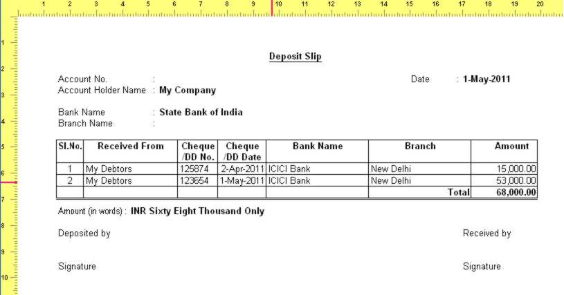 Accounts How to automate Bank Reconciliation Statement in Tally?