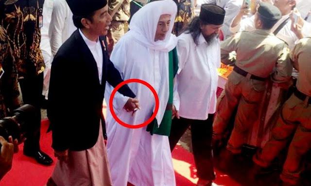 Jangan Pernah Remehkan Nyali Presiden Jokowi!