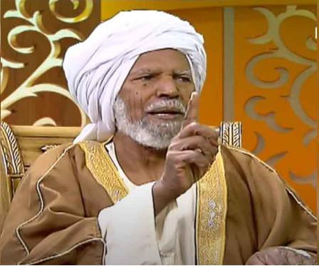 وفاة الداعية السودانى الشيخ محمد احمد حسن