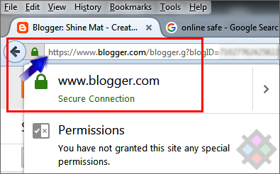 https secured server shineamt