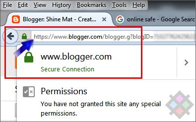 https secured server shineamt