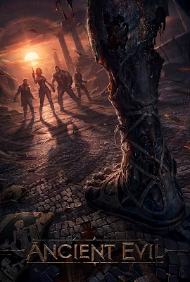 Call of Duty Black Ops 4 Zombies Map ANCIENT EVIL