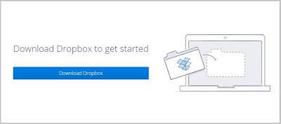 Cara membuat dropbox