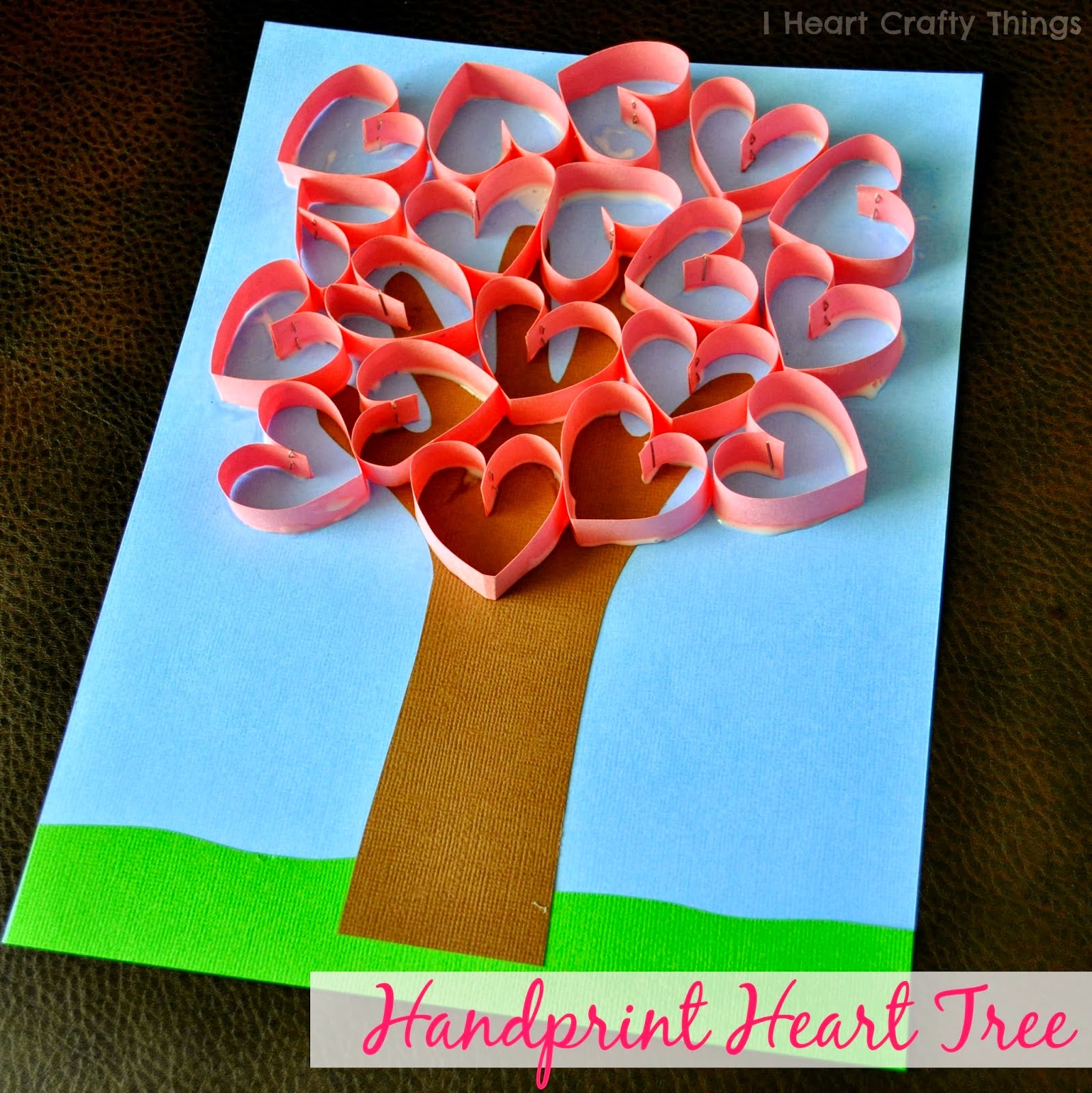 16 Valentines Day Hand Art Crafts for Kids & TGIF