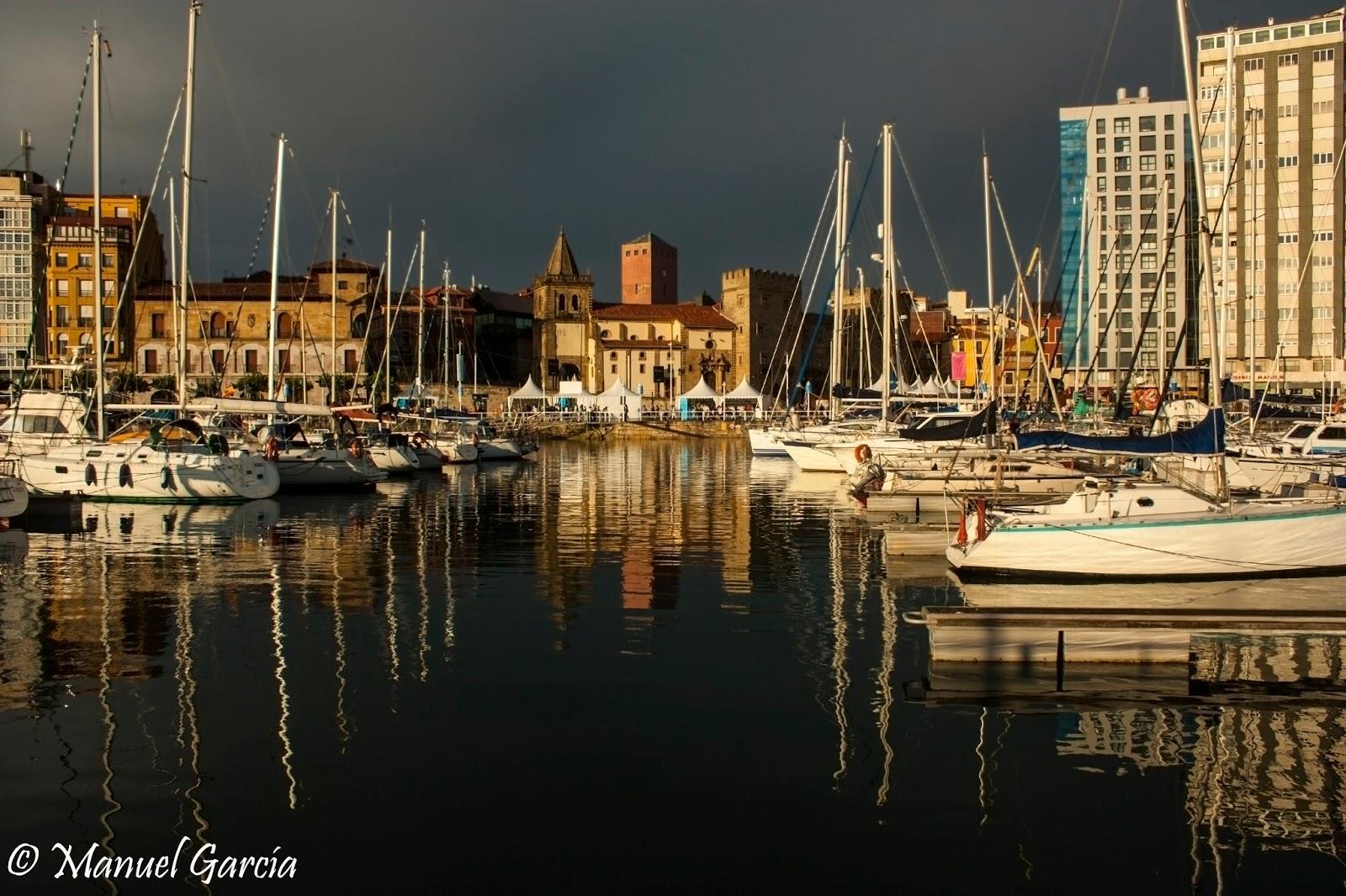 Imagenes de mi entorno puerto deportivo de gij n - Puerto deportivo gijon ...