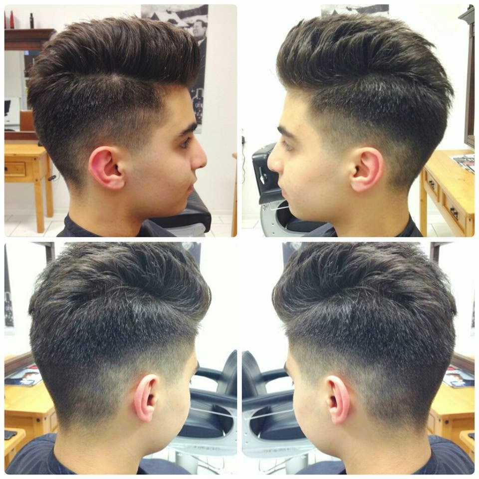 men's undercut hairstyle trends - dashingamrit