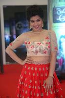 Mahima in beautiful Red Ghagra beigh transparent choli ~  Exclusive 084.JPG