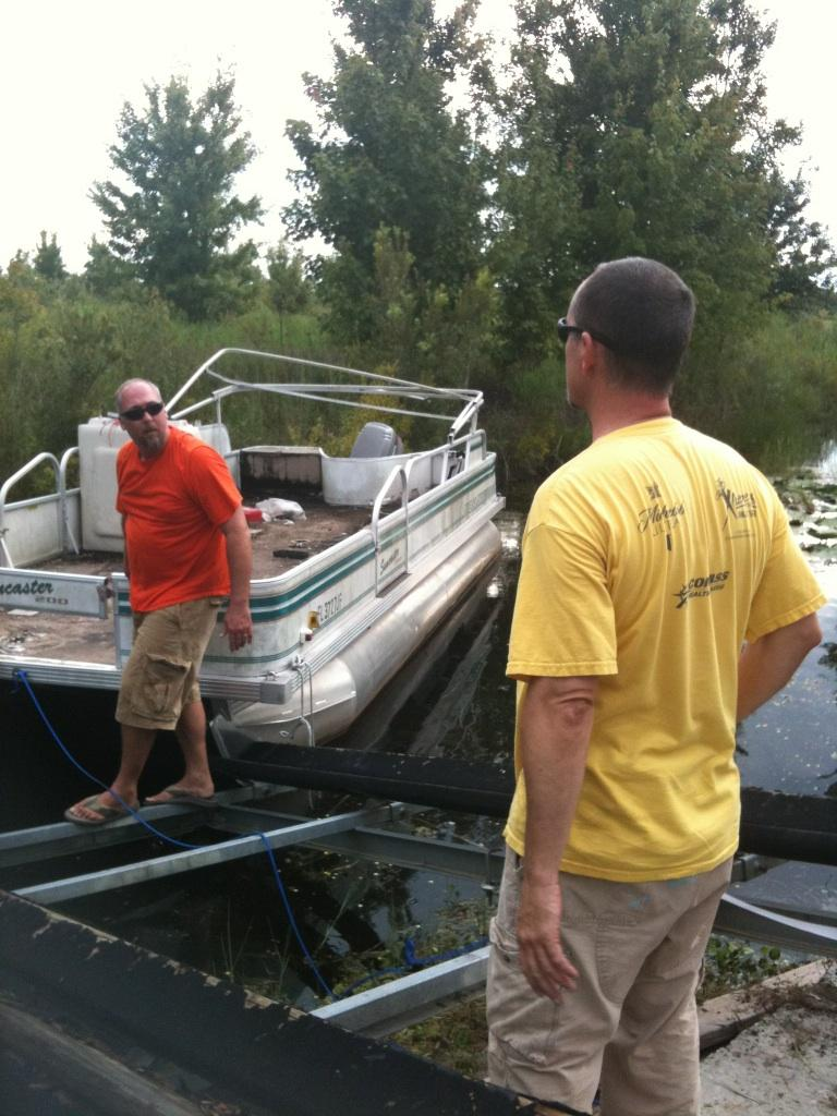 small resolution of it took my ford f350 diesel to pull that beat up boat out of the water