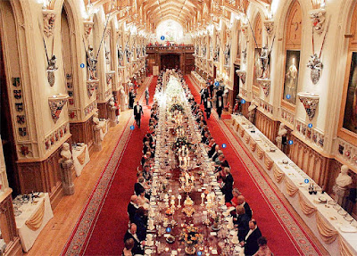 European Royal Feast