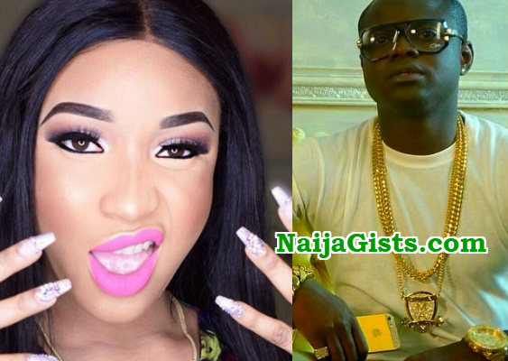 tonto dikeh ex boyfriend proposed to adeola smart