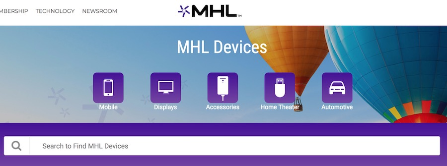 Come vedere se il mio telefono e la mia TV supportano lo standard MHL