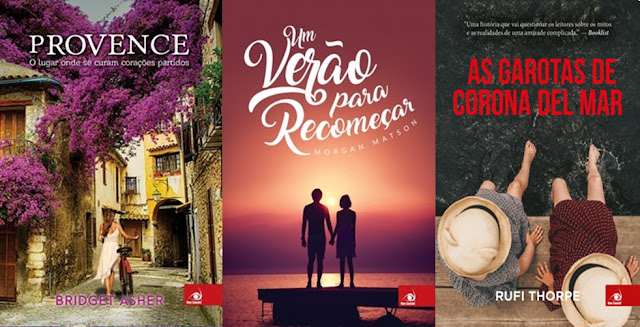 #Noticias Literárias: Lançamentos de Maio - Editora Novo Conceito