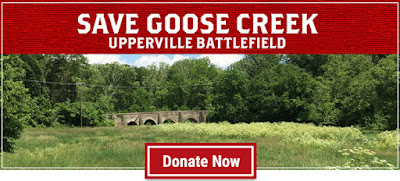 A Conservation Opportunity at Upperville Battlefield
