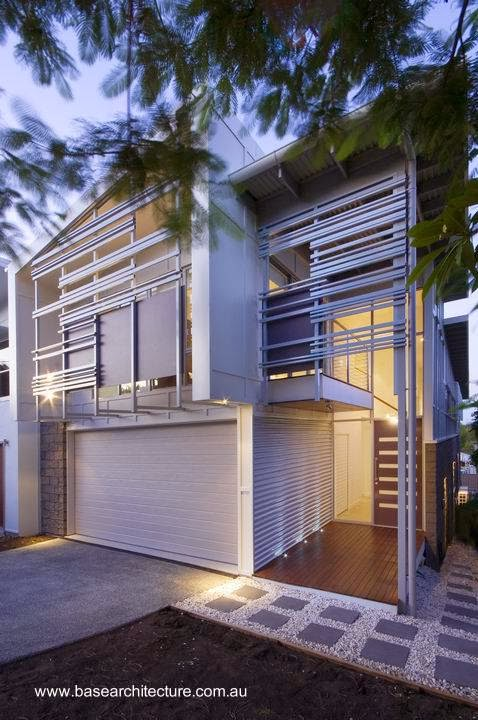 Residencia contemporánea sustentable australiana
