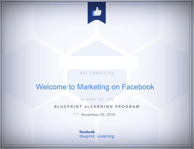 شهادة-التسويق-من-فيسبوك-Facebook-Blueprint