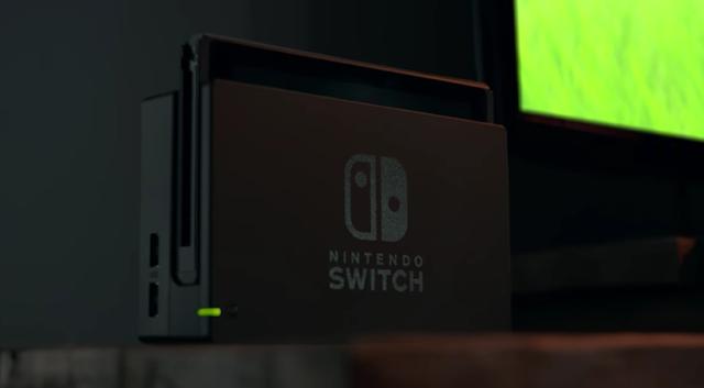 【睇片】任天堂推出新機「 Switch 」 新概念隨行玩