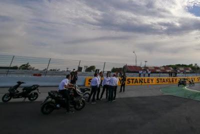 Ini Perubahan Jadwal Race GP Catalunya Usai Insiden Luis Salom