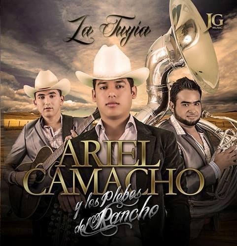 """Ariel Camacho y Los Plebes Del Rancho """"La Tuyia"""" - El Rey De Corazones (2013)"""
