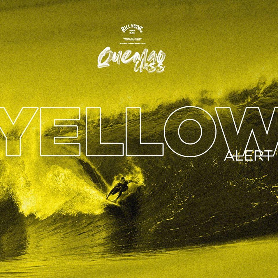 Teaser 2019 SURF - BILLABONG presents QUEMAO class