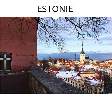 My Travel Background : Voyage Europe Estonie