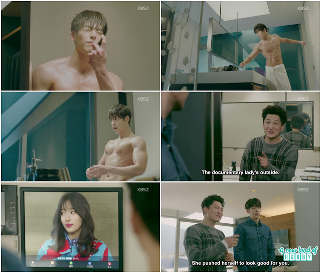 Episode 4 Review Uncontrollably Fond - Korean Drama 2016 - kim woo bin and bae suzy