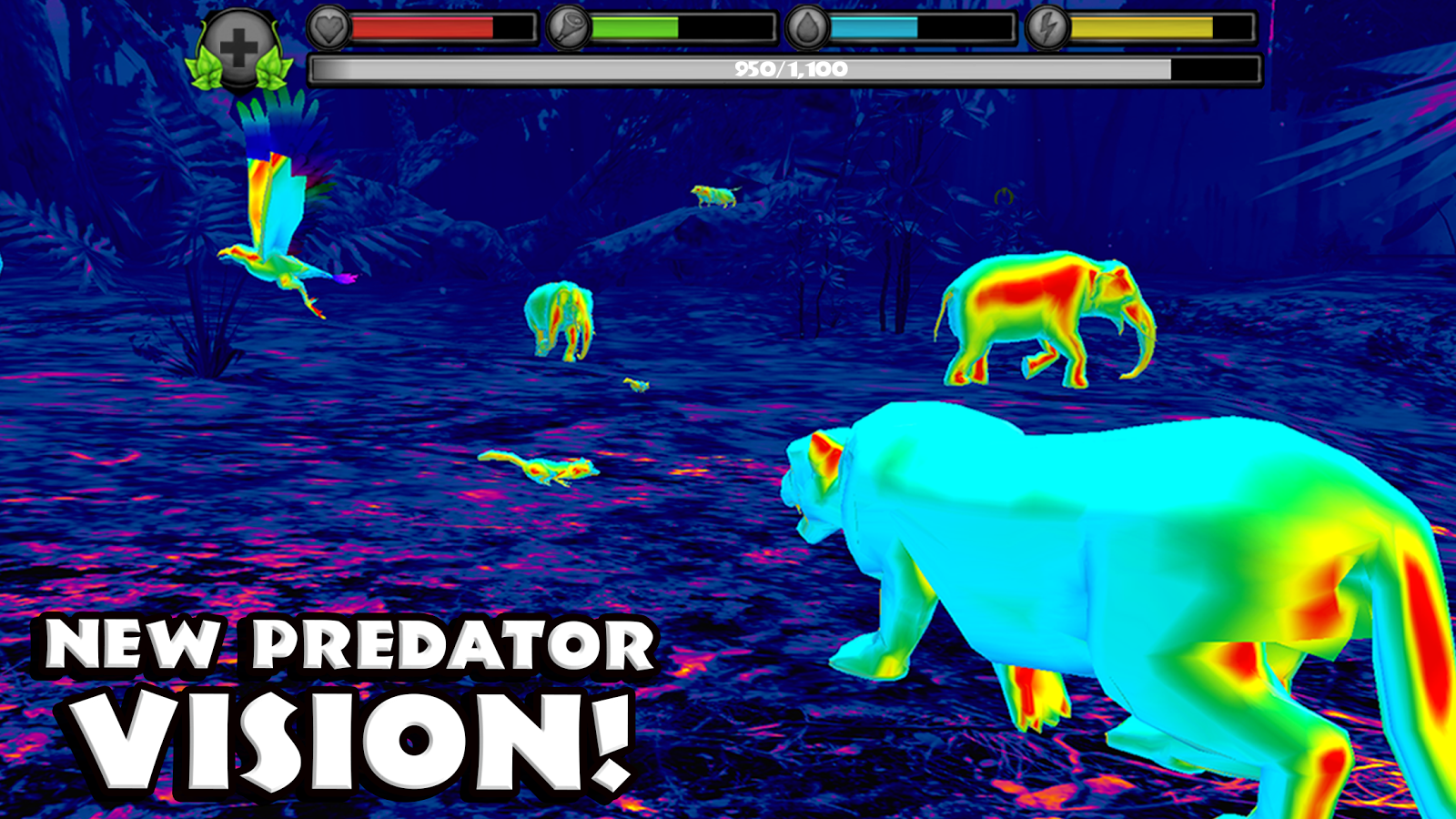 Wild Panther Simulators Games