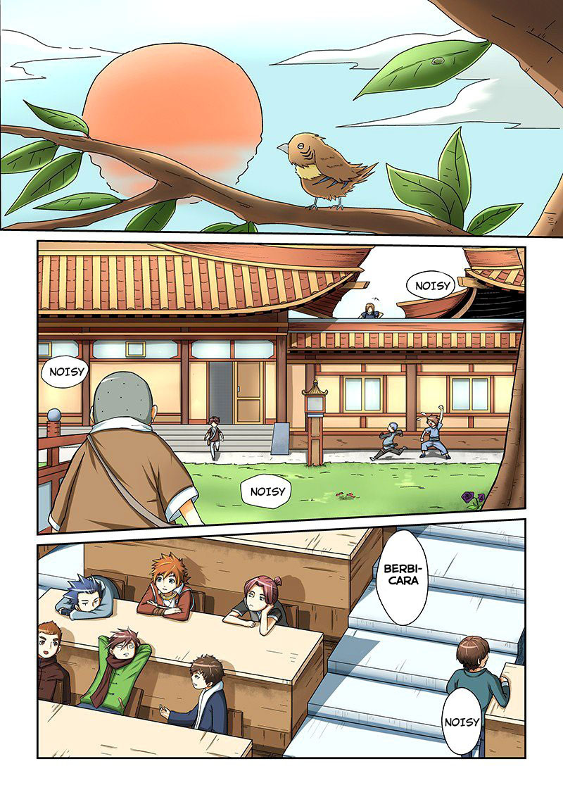 Tales of Demons and Gods Chapter 10