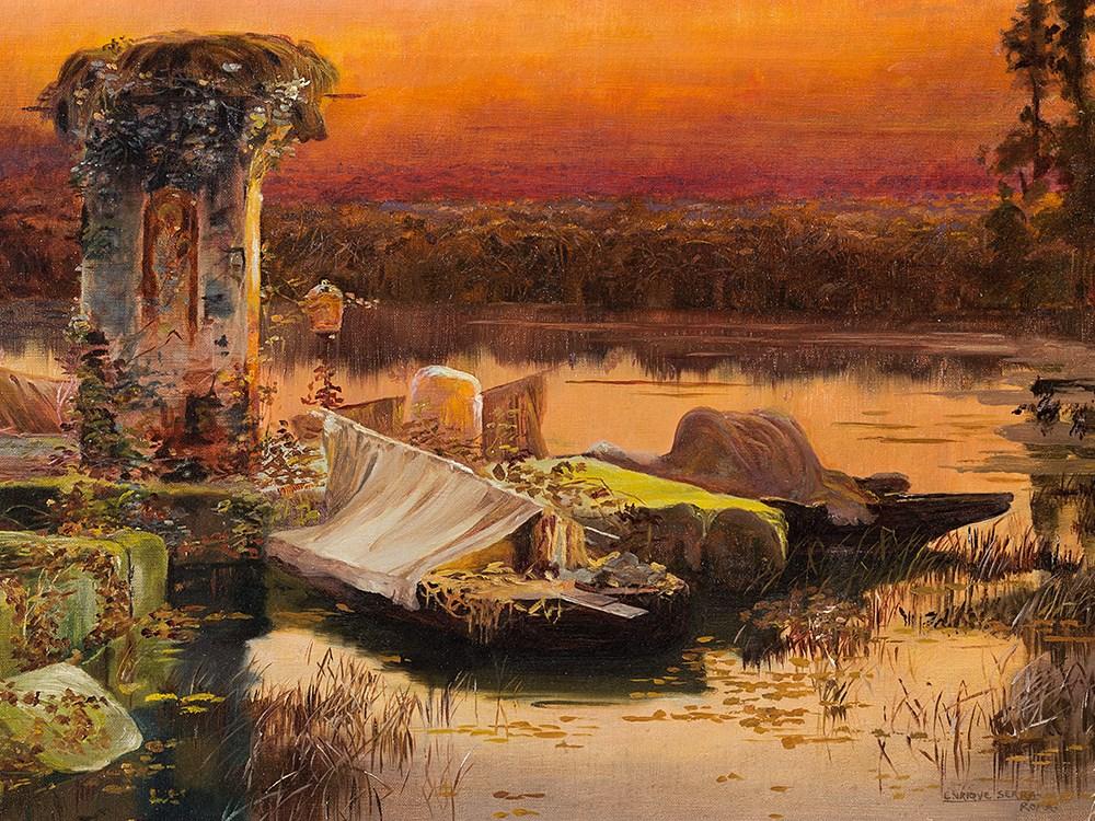 Enrique  Serra  y  Auque  Tutt Art