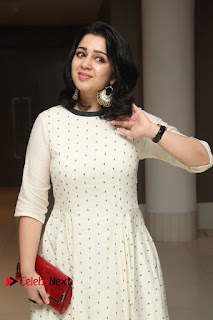 Actress Charmee Kaur Pictures at Tollywood Thunder Franchise Launch  0089