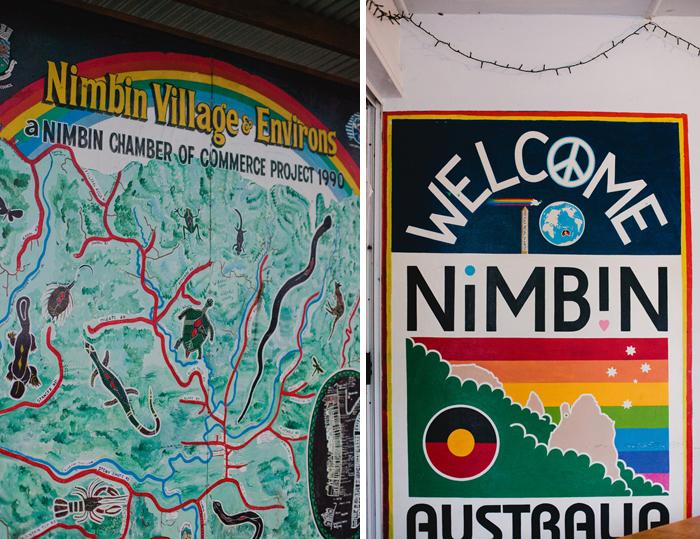 nimbin village
