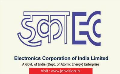 Electronics Corporation of India Limited ( ECIL )  Recruitment 2018