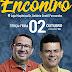 Mais afinados do que nunca, Juninho Alves e Paulo Brasil apresentam na noite de hoje (2) seus candidatos a deputados e senadores