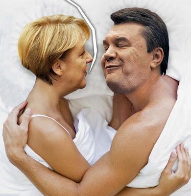 Merkel im Bett - Verschwörungstheorie mit Spd lustig